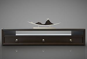 装饰柜模型3d模型