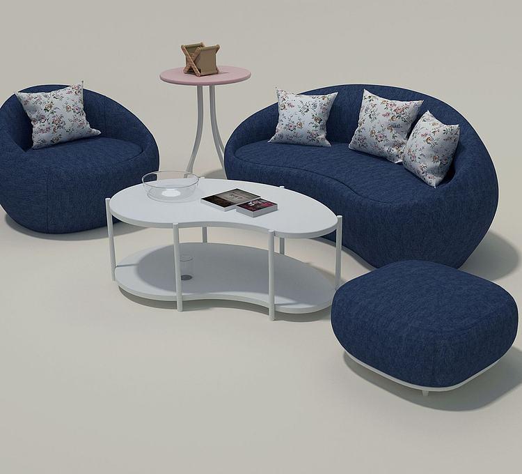 异形沙发组合