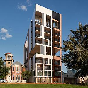 中式住宅樓模型3d模型