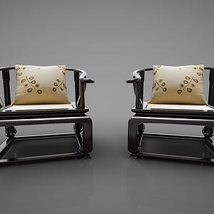 沙發椅模型3d模型