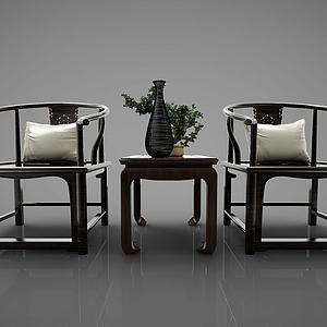 桌椅模型3d模型