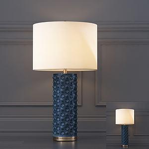 床頭燈模型3d模型