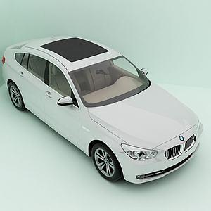 寶馬汽車模型3d模型