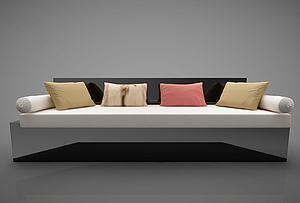 新中式风格家具模型3d模型