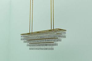 灯具水晶吊灯模型模型