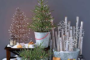 美式圣诞装饰品模型模型