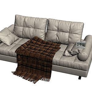沙發椅子3d模型