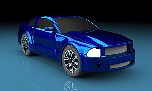 史勇dart汽車模型3d模型