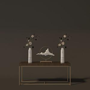 裝飾柜3d模型