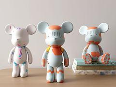3D暴力熊模型