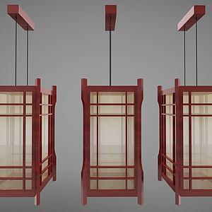 小吊燈3d模型