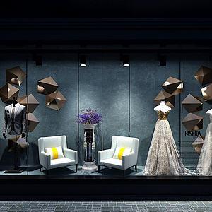 婚紗3d模型