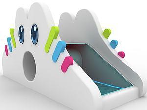 水滑梯模型3d模型
