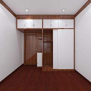 卧室柜子模型3d模型