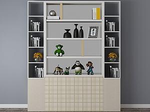 家具组合模型3d模型