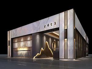 珠宝店模型3d模型