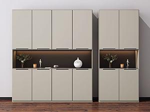 儲物柜模型3d模型