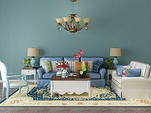家具組合沙發模型3d模型