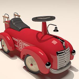 兒童車3d模型
