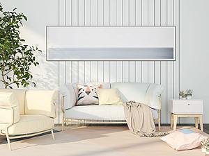 沙發模型3d模型