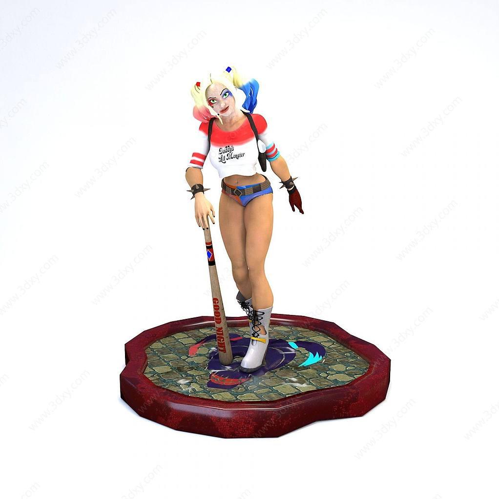 小丑情缘Harley Quinn