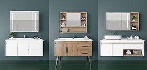 現代洗手臺模型3d模型