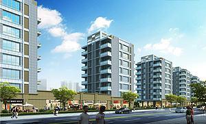 商業住宅模型3d模型