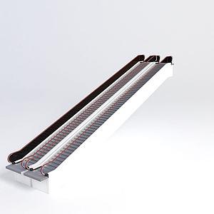 滚梯3d模型