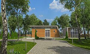 卫生间建筑模型3d模型