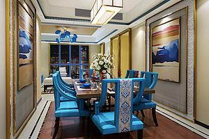 餐廳空間5模型3d模型