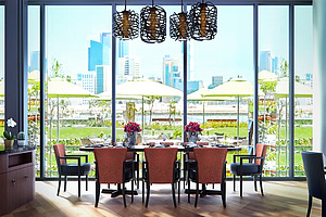 餐廳空間模型3d模型