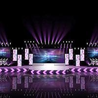 現代電子音樂舞臺