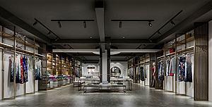 服裝專賣店模型3d模型
