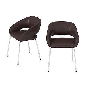 后现代休闲椅模型3d模型