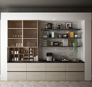 廚房模型3d模型