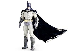 蝙蝠俠模型3d模型