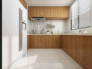 厨房模型3d模型