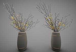 裝飾品擺件模型3d模型
