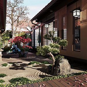 建筑景觀3d模型