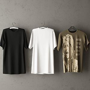 衣服模型3d模型