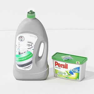 现代卫生间用品模型3d模型