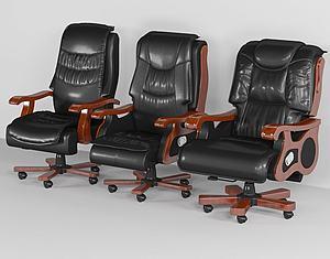 大轉椅模型3d模型