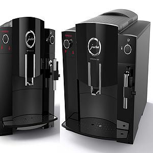 3d现代自动热水器模型