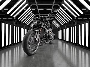 杜卡迪摩托車模型3d模型