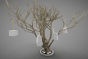 樹木模型3d模型