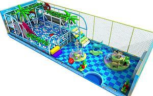 兒童樂園模型3d模型