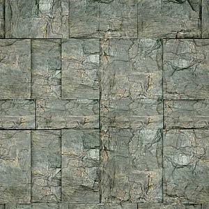 石頭墻模型