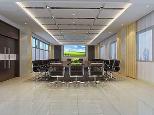 會議室模型3d模型