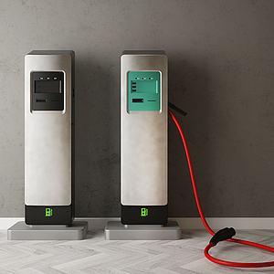 電器設備模型3d模型