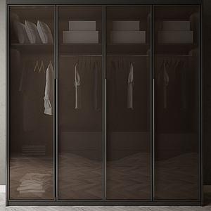 大衣柜模型